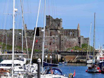 Peel Castle Isle of Man Tour